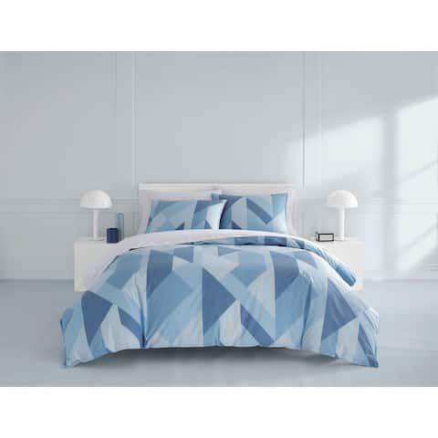 Now House by Jonathan Adler Marco Cotton Duvet Cover Set