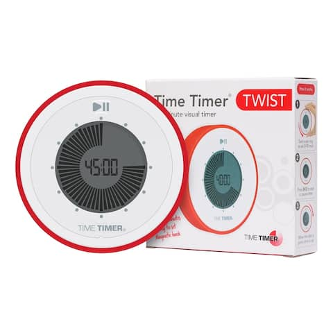 Time Timer TWIST - Minute Visual Timer