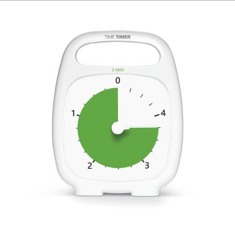 Time Timer PLUS 5 Minute Visual Timer