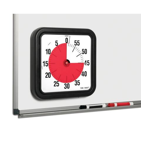 "Time Timer 12"" MAGNET 60 Minute Visual Timer"
