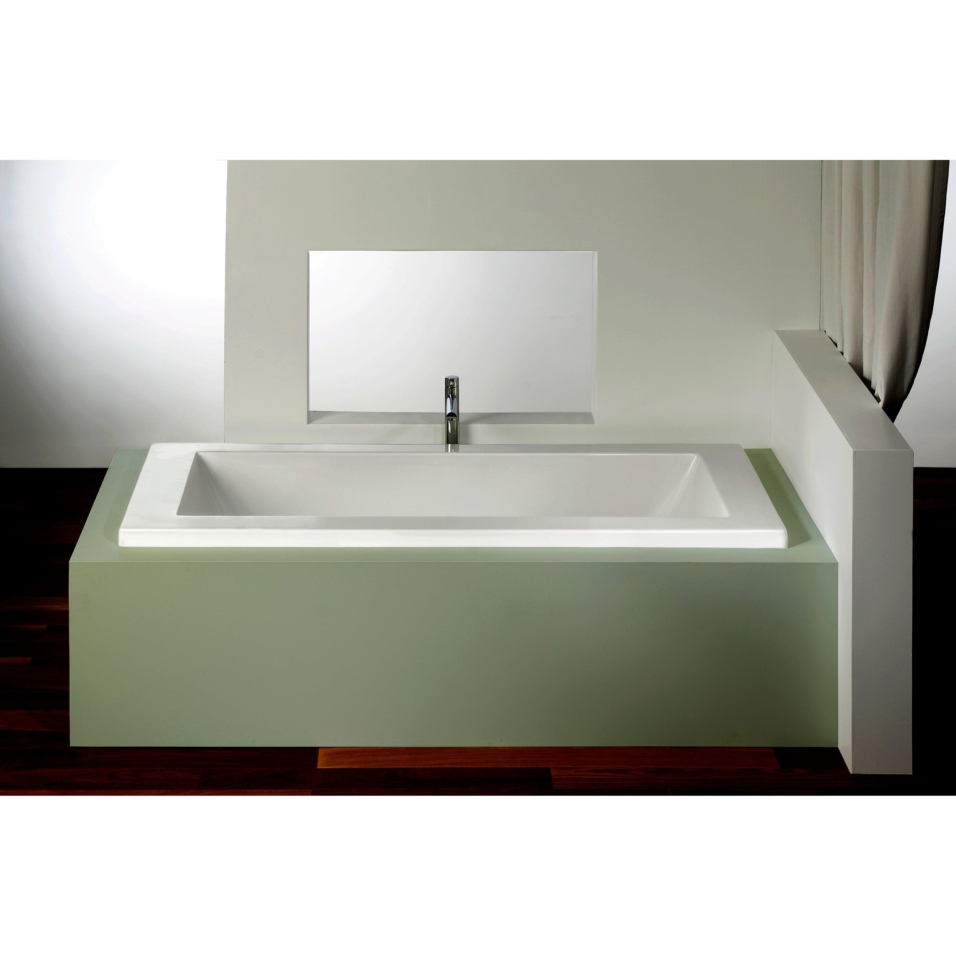 Allen 60 Drop In Bathtub 60 Overstock 28787730