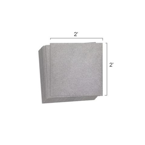 CeraZorb Insulating Synthetic Cork Underlayment (2 x 2) - 12 Sheets / 48 sq.ft.