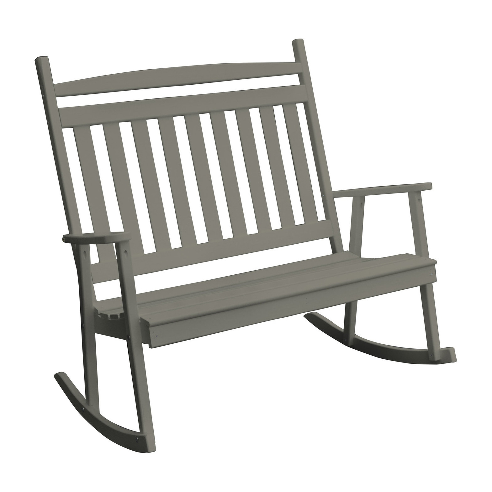 Clic Pine Painted Double Rocker