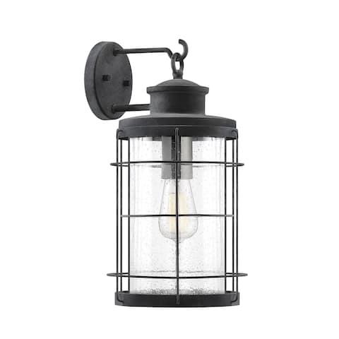 Fletcher 1 Light Outdoor Wall Lantern