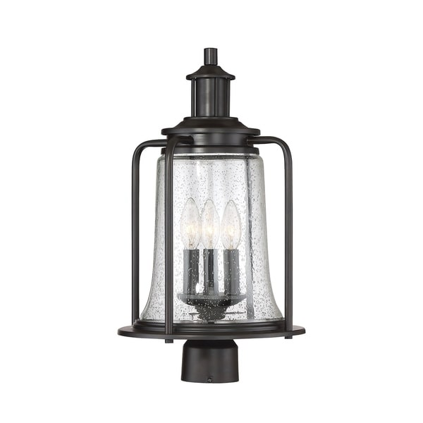 Tacoma 3 Light Outdoor Post Lantern. Opens flyout.