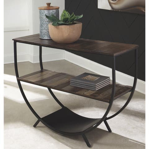 Carson Carrington Ufberget Console Sofa Table