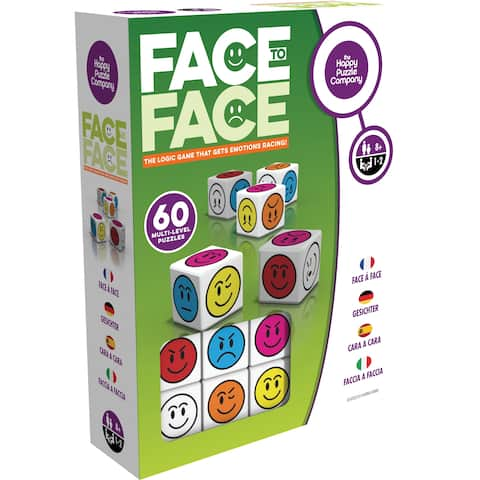 Happy Puzzle Games - Face To Face