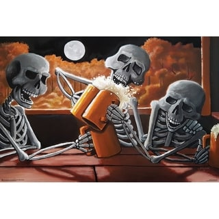 Bone Men Drinkers
