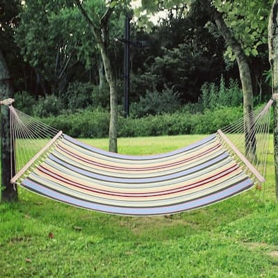 """140 """" Hammock Beach Swing for Outdoor Camping Travel Beige - N/A"""