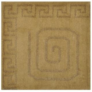 Link to Handmade Tibetan Wool Rug (India) - 2' x 2' Similar Items in Rugs