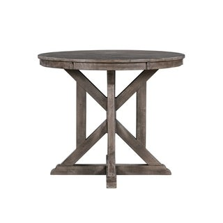 Pembroke Plantation Distressed Recycled Wood Accent Table