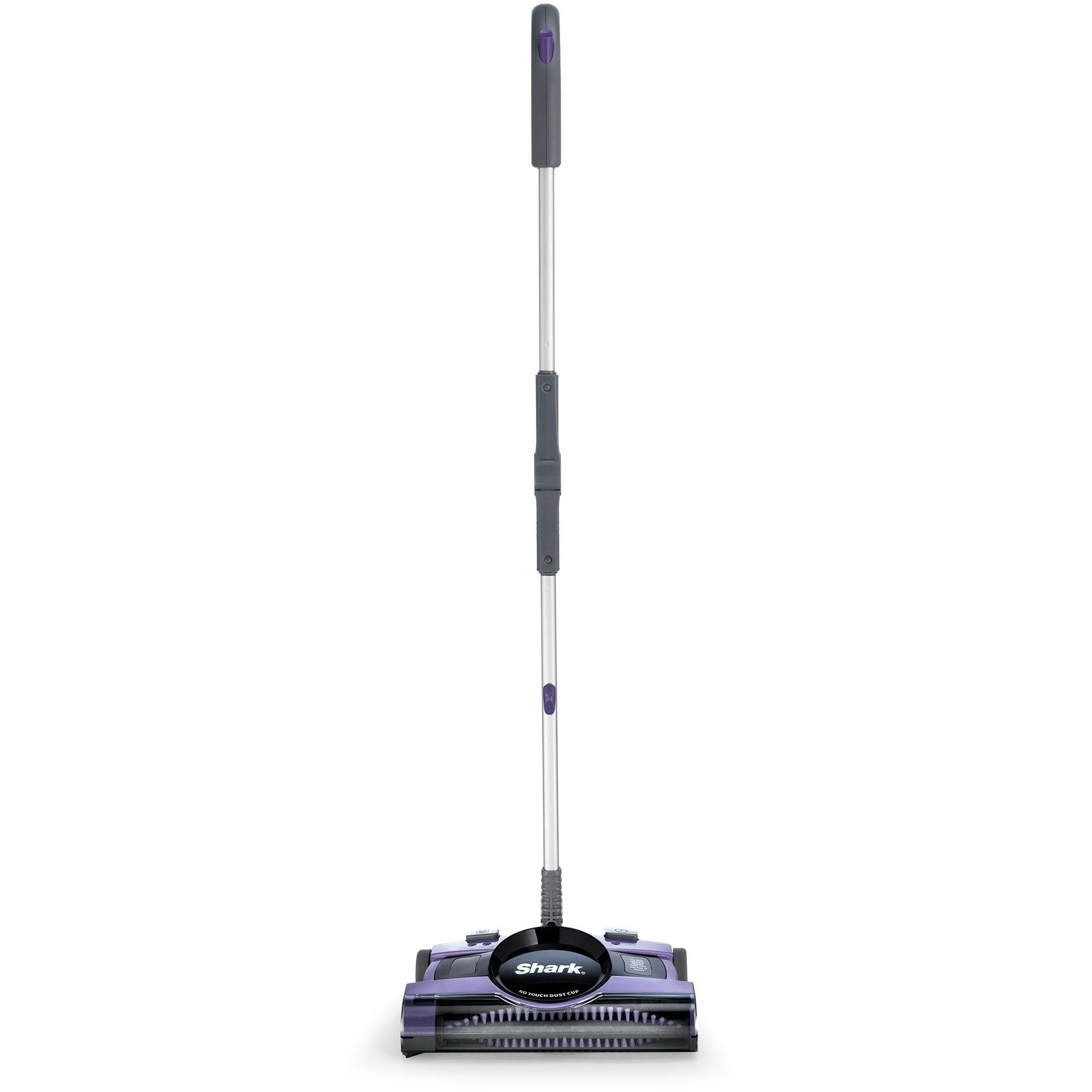 Shark V2945z 12 In Rechargeable Floor Carpet Sweeper With Xl Motorized Brush