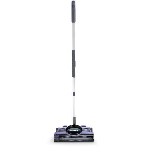Shark V2945Z 12-In. Rechargeable Floor & Carpet Sweeper with XL Motorized Brush