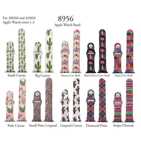 Olivia Pratt SouthWestern Print Apple Watch Bands