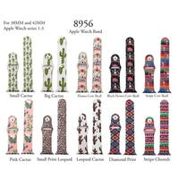 Olivia Pratt SouthWestern Print Apple Watch Bands