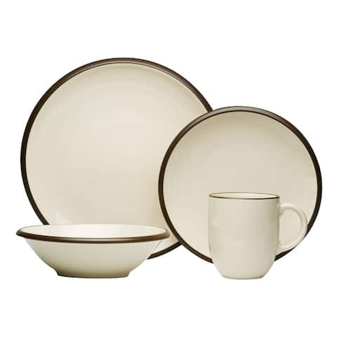 Christopher Knight Collection Mystic Cream 16Pc Dinner Set - N/A