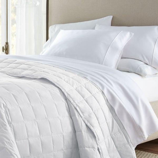 Porch & Den Maureen 600 Thread Count Bed Sheet Set. Opens flyout.