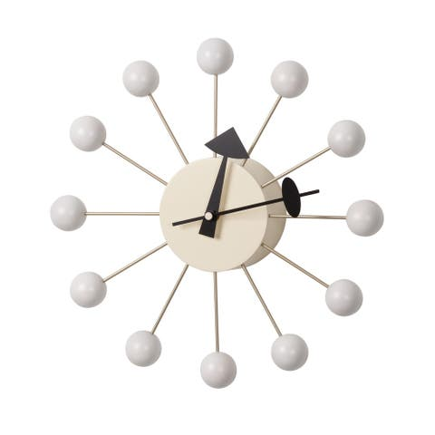 Carson Carrington Batvik Ball Clock