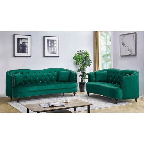 Buy Green Living Room Furniture Sets Online at Overstock ...
