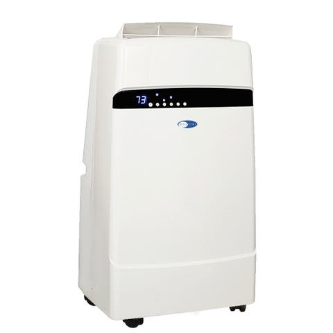 Whynter ECO-FRIENDLY 12000 BTU Dual Hose Portable Air Conditioner with Heater - N/A