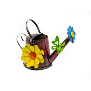 Watering Can With Daisy - N/A
