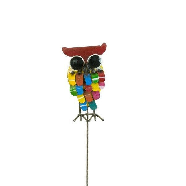 Owl With Stake - N/A