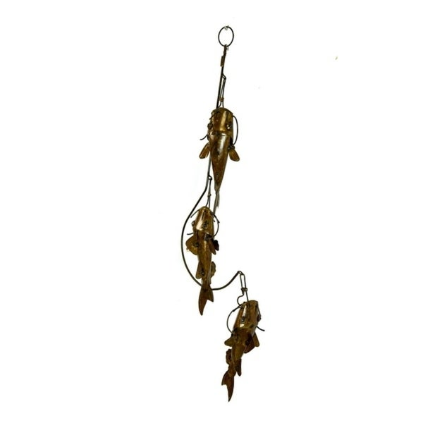 Chain W/3 Fishes-Small - N/A
