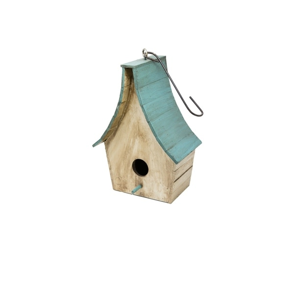 Temple Wooden Bird House