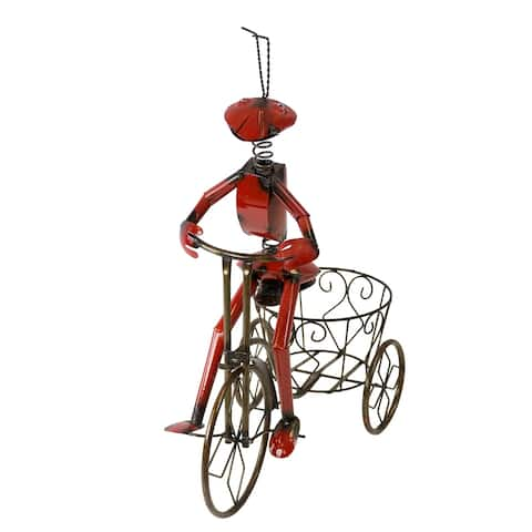 Ant On Tricycle