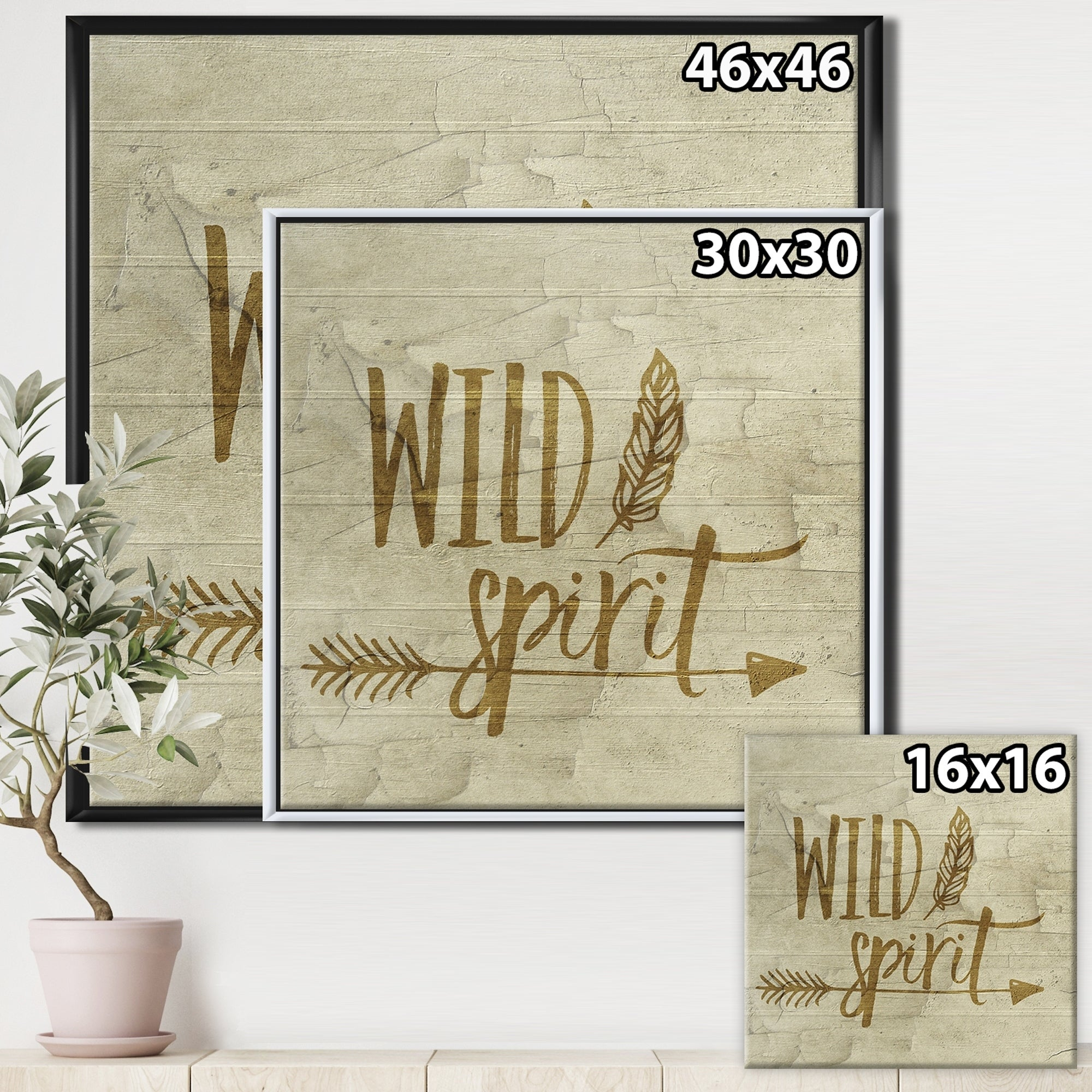 Shop Designart Wild Spirit Cottage Premium Framed Canvas Wall Art On Sale Overstock 28805708