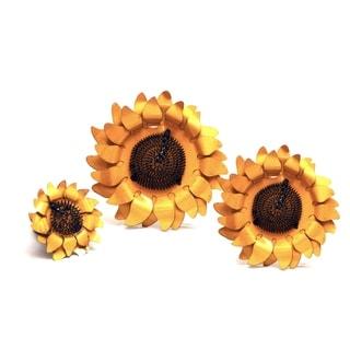 Sunflower Wall Set - N/A