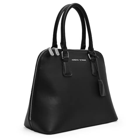 Adrienne Vittadini Smooth City Slicker Satchel