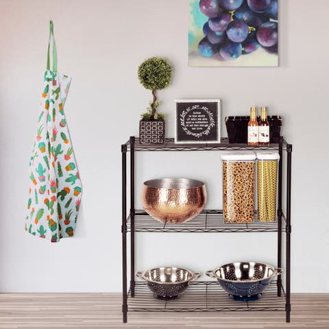 Miranda Haus Castle Multi-Purpose Wire Shelving Unit