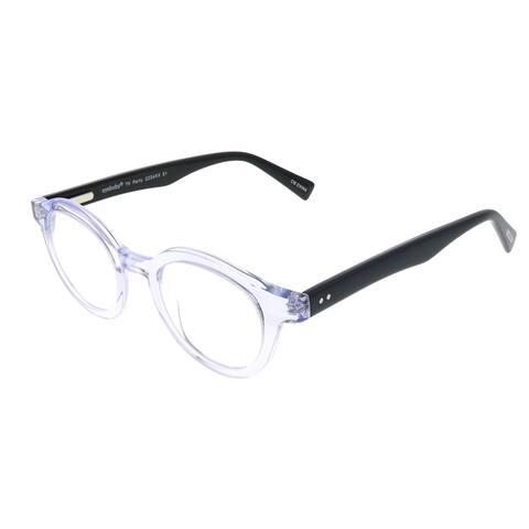 Eyebobs TV Party EB 2236 51 2.75 Unisex Crystal Frame Reading Glasses 44mm