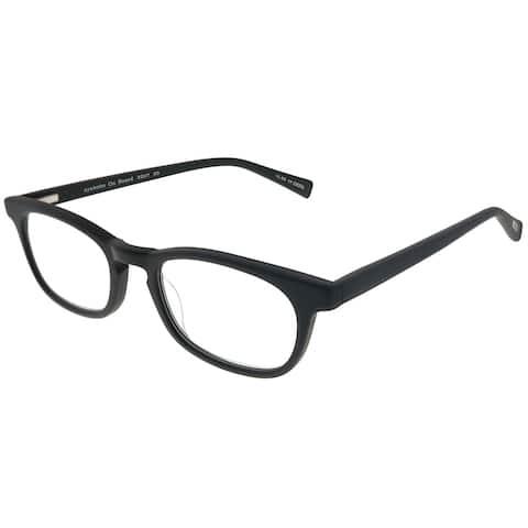 Eyebobs On Board EB 2227 00 2.00 Unisex Rubberized Black Frame Reading Glasses 47mm