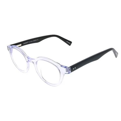 Eyebobs TV Party EB 2236 51 2.50 Unisex Crystal Frame Reading Glasses 44mm