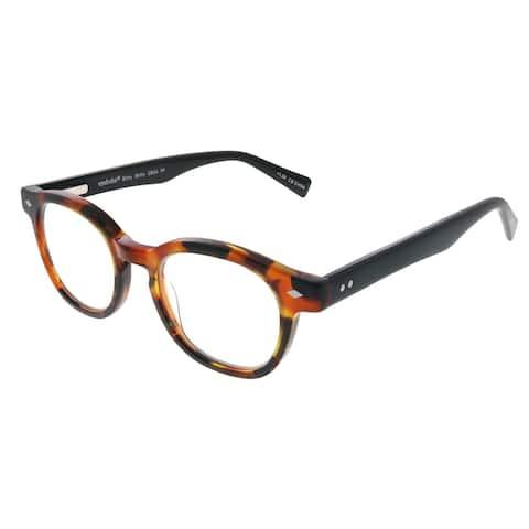Eyebobs Bitty Witty EB 2864 19 2.00 Unisex Tortoise Frame Reading Glasses 43mm