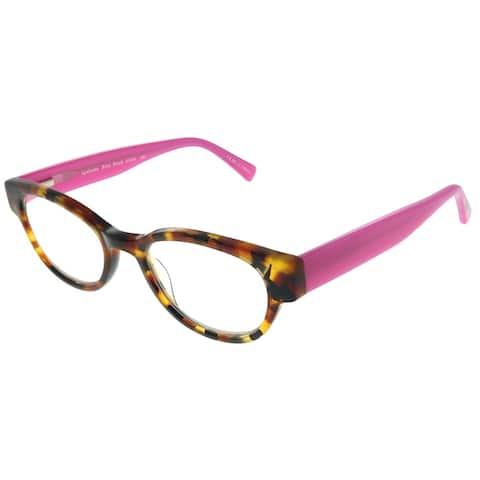 Eyebobs Rita Book EB 2258 45 2.00 Unisex Tortoise Frame Reading Glasses 47mm