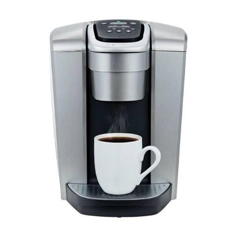 Keurig K-Elite 75 oz. Silver Single Serve Coffee Maker