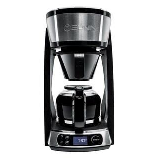 BUNN  Heat N' Brew  10 cups Black/Silver  Coffee Maker