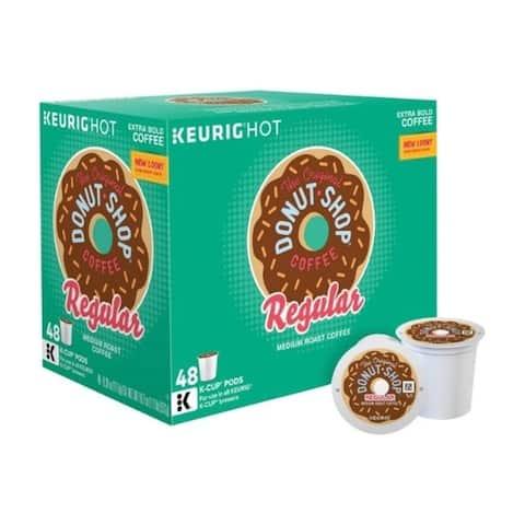 Keurig Donut Shop Coffee K-Cups 48 pk