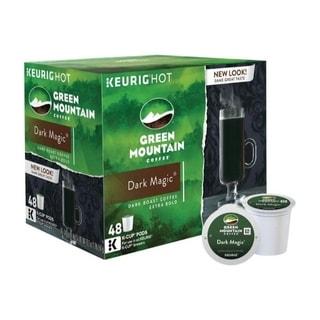 Keurig  Green Mountain  Dark Magic  Coffee K-Cups  48 pk
