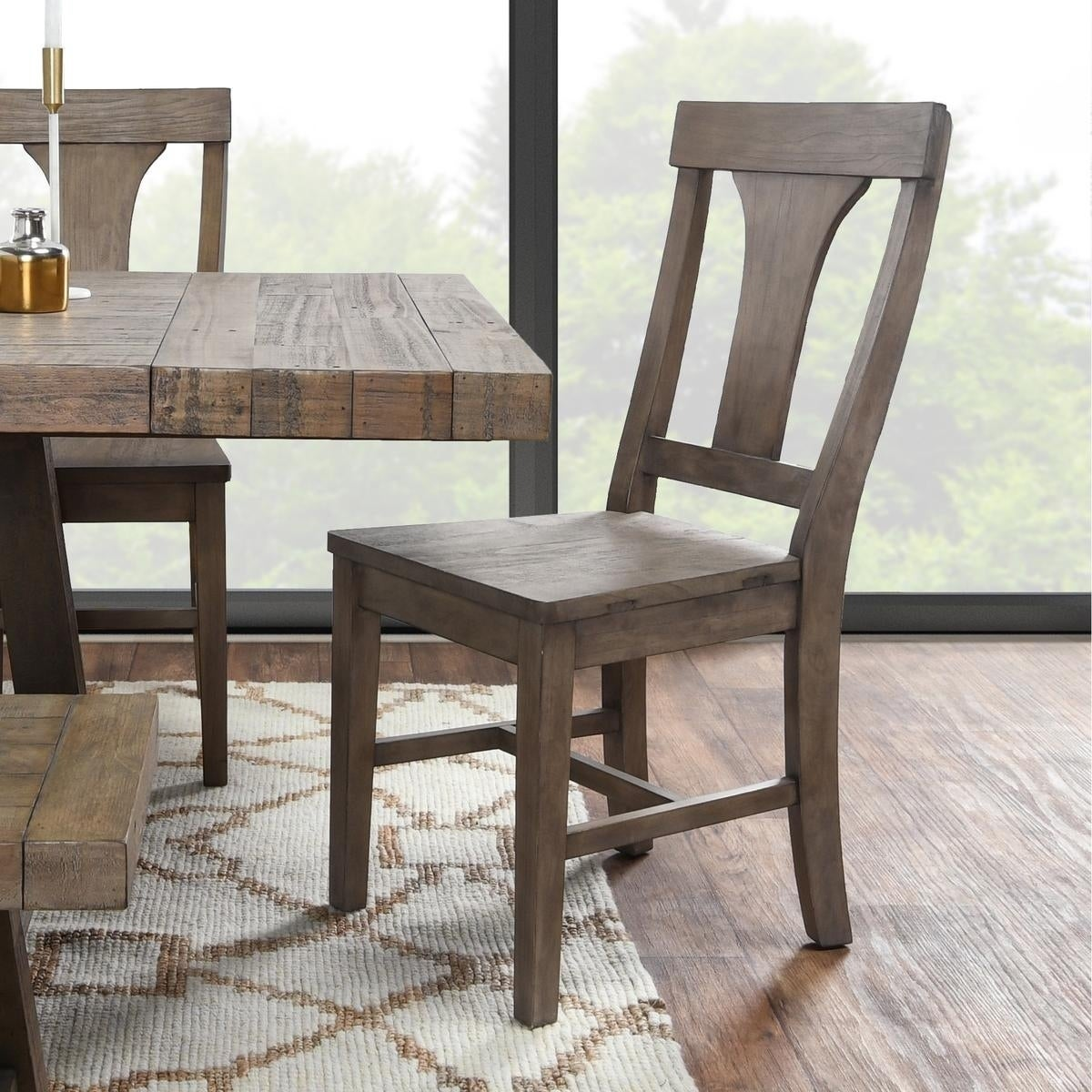 Carbon Loft Pallero Reclaimed Pine Dining Chair