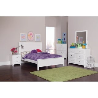 Meldrum 2-piece Platform Bedroom Set with Nightstand