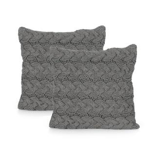Grannel Hen Throw Pillow