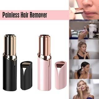 Touch Impeccable Women Painless Hair Remover Face Facial Hair Remover Portable Epilators Trimmer Beauty Tools