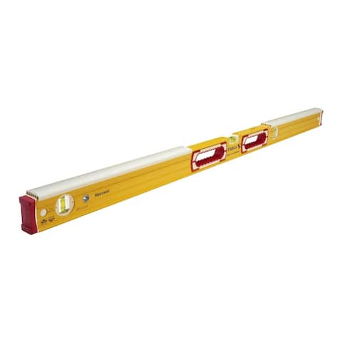 "Stabila Type 196-2 K Mason Level (48"")"
