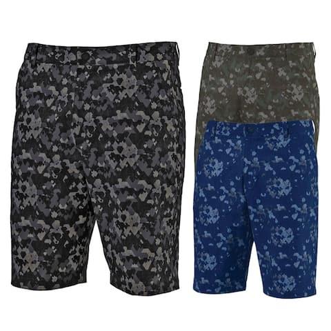 PUMA Dassler Camo Golf Shorts