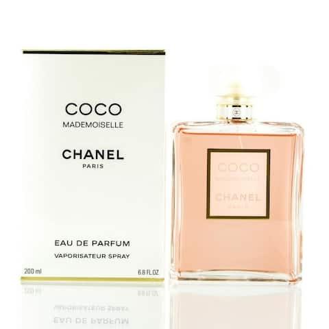 Coco Mademoiselle for Women by Chanel Eau De Parfum spray 6.8 Oz