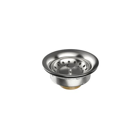 Stainless Steel Drain with polished finish